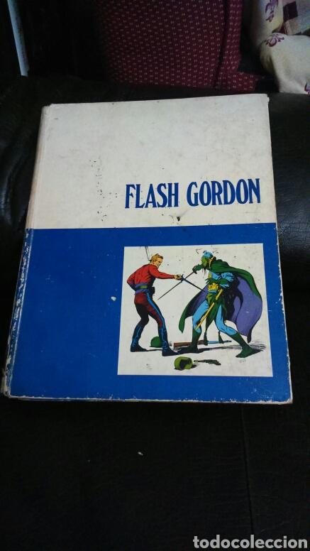 FLASH GORDON TOMO 2 BURU LAN HÉROES DEL COMIC (Tebeos y Comics - Buru-Lan - Flash Gordon)