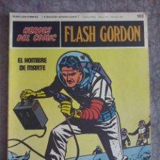 Cómics: BURU LAN- HEROES DEL COMIC FLASH GORDON NUM. 103 . MBE ( ED. BURULAN ). Lote 196285917