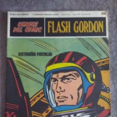 Cómics: BURU LAN- HEROES DEL COMIC FLASH GORDON NUM. 106 . MBE ( ED. BURULAN ). Lote 196285992