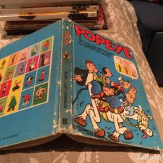 Cómics: POPEYE TOMO 1 REY DE LAS ESPINACAS - EDICIONES BURU LAN 1972. Lote 196658323