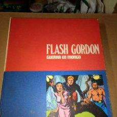 Cómics: FLASH GORDON TOMO Nº 7 GUERRA EN MONGO BURU LAN 1973 TOMO DIFICIL. Lote 197730476