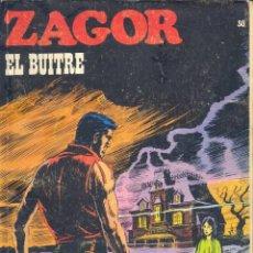 Cómics: ZAGOR Nº30. BURULÁN, 1972. Lote 197918842