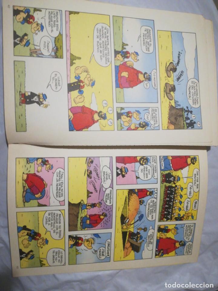 Cómics: Popeye campeón de boxeo 3 buru lan 1970 - Foto 8 - 198244506