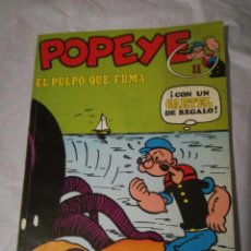 Cómics: POPEYE EL PULPO QUE FUMA 11 BURU LAN 1971. Lote 198245081