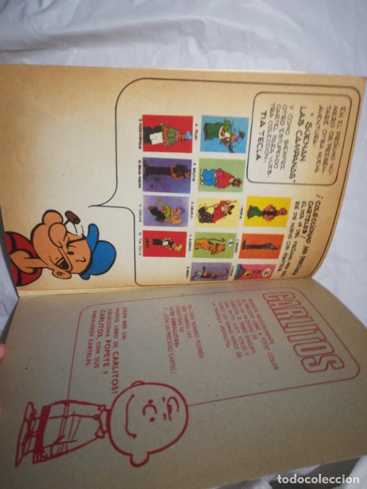 Cómics: Popeye el pulpo que fuma 11 buru lan 1971 - Foto 9 - 198245081