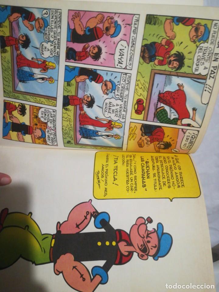 Cómics: Popeye el pulpo que fuma 11 buru lan 1971 - Foto 10 - 198245081