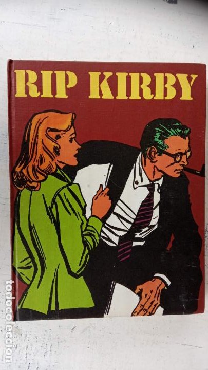 Cómics: RIP KIRBY BURULAN TOMO Nº 1 - MAGNÍFICO ESTADO - 240 PGS - BURULAN 1973 - Foto 4 - 198252348