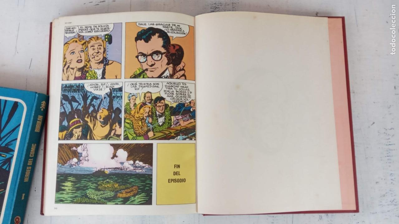 Cómics: RIP KIRBY BURULAN TOMO Nº 1 - MAGNÍFICO ESTADO - 240 PGS - BURULAN 1973 - Foto 5 - 198252348
