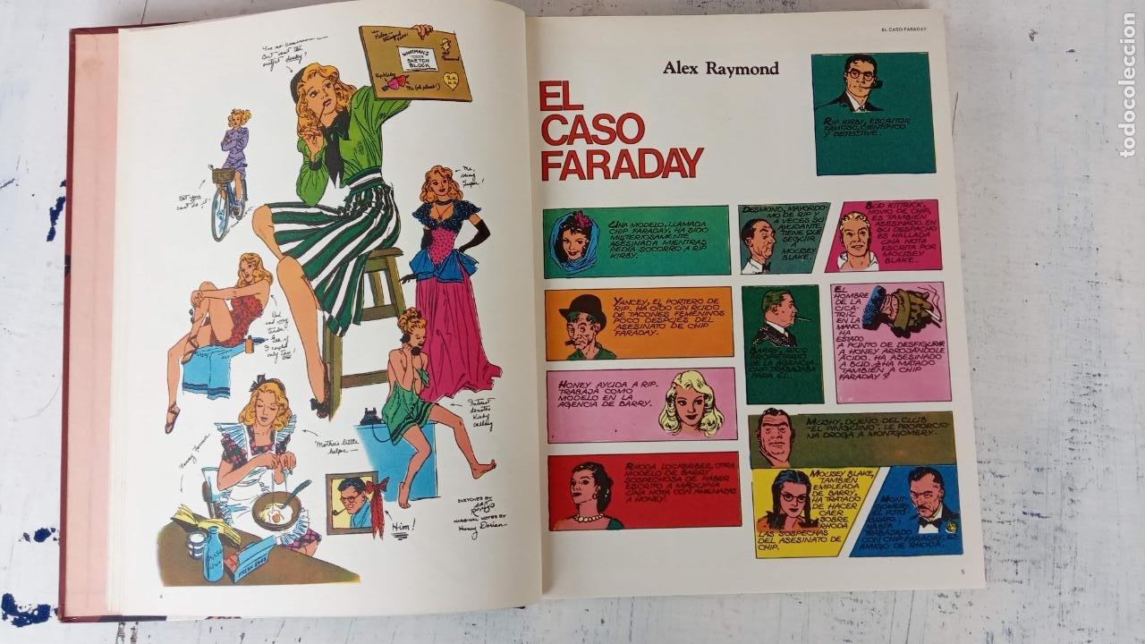 Cómics: RIP KIRBY BURULAN TOMO Nº 1 - MAGNÍFICO ESTADO - 240 PGS - BURULAN 1973 - Foto 9 - 198252348