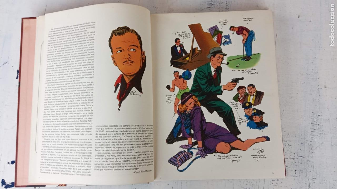 Cómics: RIP KIRBY BURULAN TOMO Nº 1 - MAGNÍFICO ESTADO - 240 PGS - BURULAN 1973 - Foto 10 - 198252348