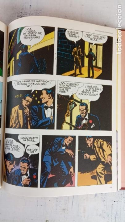 Cómics: RIP KIRBY BURULAN TOMO Nº 1 - MAGNÍFICO ESTADO - 240 PGS - BURULAN 1973 - Foto 14 - 198252348