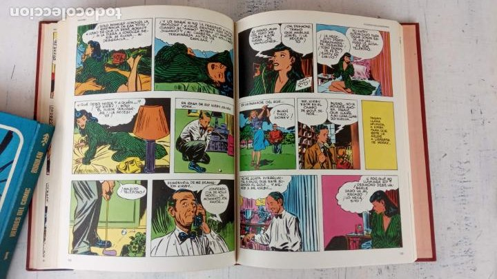 Cómics: RIP KIRBY BURULAN TOMO Nº 1 - MAGNÍFICO ESTADO - 240 PGS - BURULAN 1973 - Foto 18 - 198252348