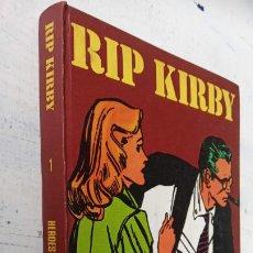 Cómics: RIP KIRBY BURULAN TOMO Nº 1 - MAGNÍFICO ESTADO - 240 PGS - BURULAN 1973. Lote 198252348