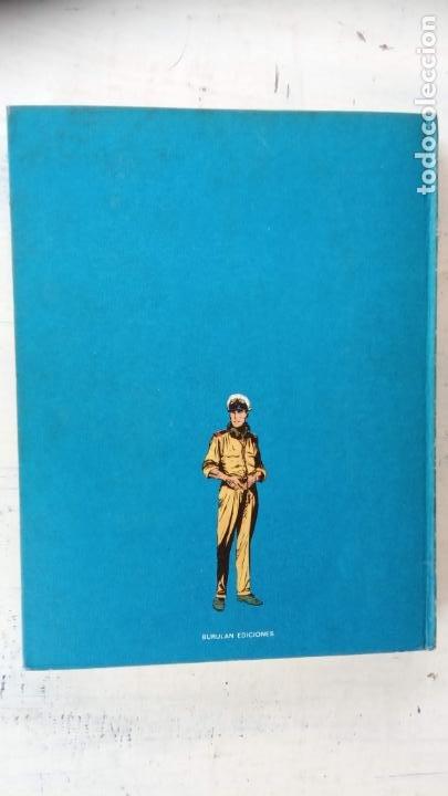 Cómics: HALCONES DE ACERO Nº 1 EDITORIAL BURULAN 1973 - MAGNIFICO ESTADO, 240 PGS. - Foto 4 - 198252891