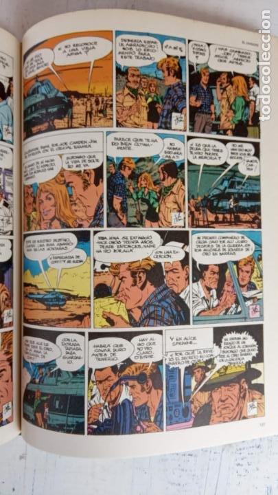 Cómics: HALCONES DE ACERO Nº 1 EDITORIAL BURULAN 1973 - MAGNIFICO ESTADO, 240 PGS. - Foto 10 - 198252891
