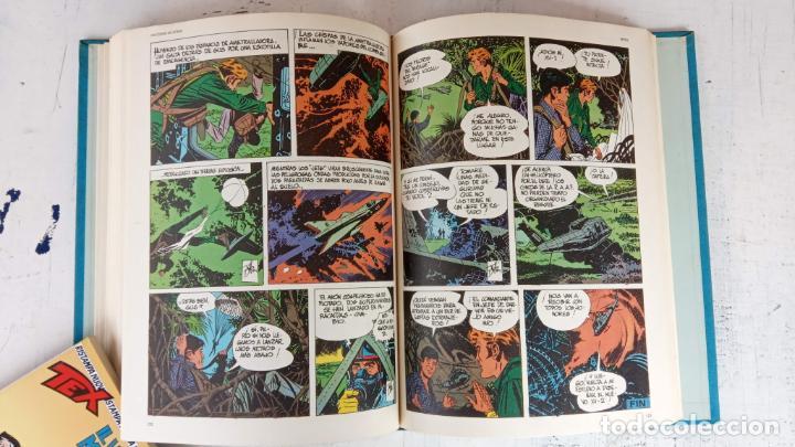 Cómics: HALCONES DE ACERO Nº 1 EDITORIAL BURULAN 1973 - MAGNIFICO ESTADO, 240 PGS. - Foto 11 - 198252891