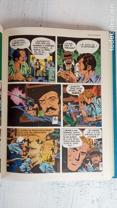 Cómics: HALCONES DE ACERO Nº 1 EDITORIAL BURULAN 1973 - MAGNIFICO ESTADO, 240 PGS. - Foto 14 - 198252891
