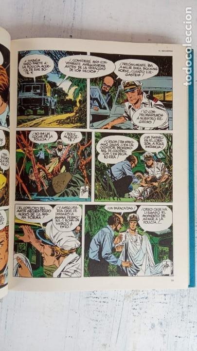 Cómics: HALCONES DE ACERO Nº 1 EDITORIAL BURULAN 1973 - MAGNIFICO ESTADO, 240 PGS. - Foto 16 - 198252891