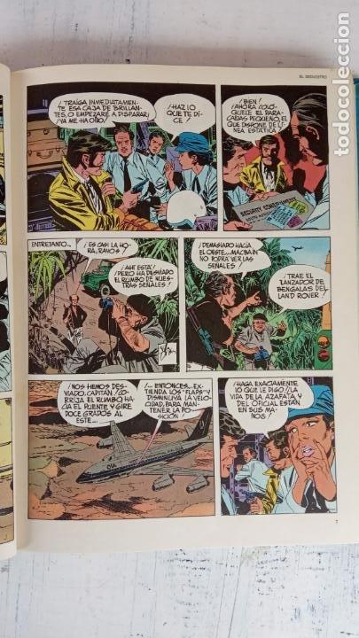 Cómics: HALCONES DE ACERO Nº 1 EDITORIAL BURULAN 1973 - MAGNIFICO ESTADO, 240 PGS. - Foto 17 - 198252891