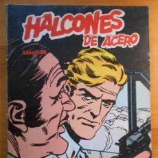 Cómics: HALCONES DE ACERO Nº 4 - KADAITCHA - BURULAN (IQ). Lote 198285871