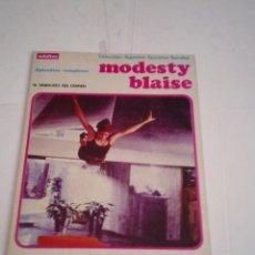 Cómics: MODESTY BLAISE - EL SINDICATO DEL CRIMEN - EPISODIOS COMPLETOS - BUEN ESTADO - CJ 115 - GORBAUD. Lote 198587648