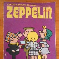 Cómics: ZEPPELIN - Nº 5 - REVISTA - BURU LAN - LEER DESCRIPCION (IS). Lote 198971551