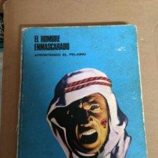Cómics: TOMO 5 - HEROES DEL COMIC - EL HOMBRE ENMASCARADO - BURULAN-BUEN PRECIO. Lote 198996893