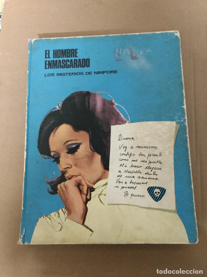 TOMO 4 - HEROES DEL COMIC - EL HOMBRE ENMASCARADO - BURULAN-BUEN PRECIO (Tebeos y Comics - Buru-Lan - Hombre Enmascarado)