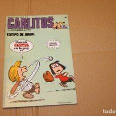 Cómics: CARLITOS Nº 41, EDITORIAL BURULAN. Lote 199186685