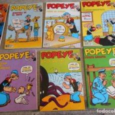 Cómics: TEBEOS DE POPEYE DE BURU-LAN. Lote 199307368