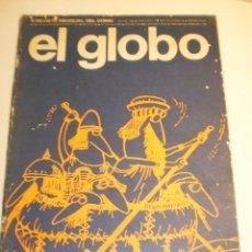 Cómics: EL GLOBO Nº 6 1973 (ESTADO NORMA CON ALGÚN DEFECTO). Lote 199459578