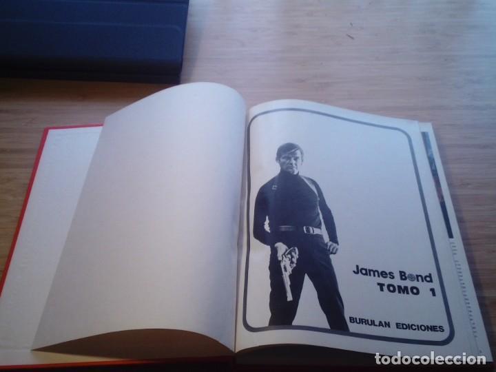 Cómics: JAMES BOND - BURU LAN - TOMO 1 - BUEN ESTADO - - GORBAUD - Foto 2 - 199698265