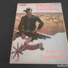 Cómics: SHERIFF KENDALL Nº5 BURU LAN 60. PÁGINAS . Lote 199770253