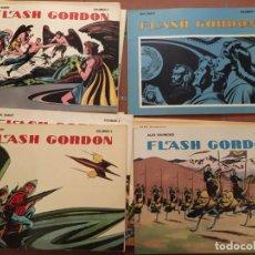 Comics: LOTE 16 EJEMPLARES FLASH GORDON EDITORIAL B O. Lote 200767762