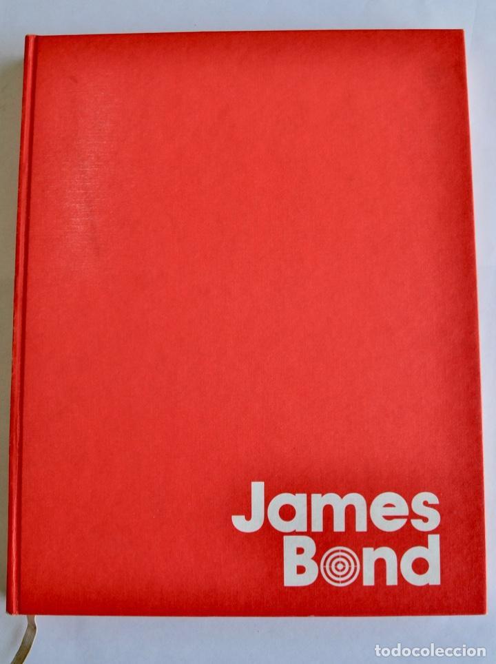 JAMES BOND. TOMO II. EDICIONES BURULAN. ILUSTRADOR, HORAK. GUIÓN, IAN FLEMING. SAN SEBASTIÁN, 1974 (Tebeos y Comics - Buru-Lan - James Bond)