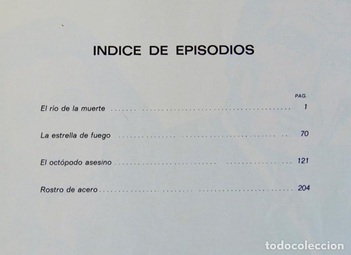 Cómics: James Bond. Tomo II. Ediciones Burulan. Ilustrador, Horak. Guión, Ian Fleming. San Sebastián, 1974 - Foto 4 - 201227563