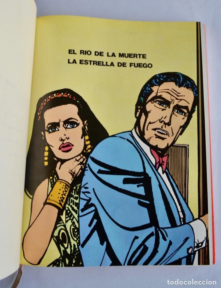 Cómics: James Bond. Tomo II. Ediciones Burulan. Ilustrador, Horak. Guión, Ian Fleming. San Sebastián, 1974 - Foto 5 - 201227563