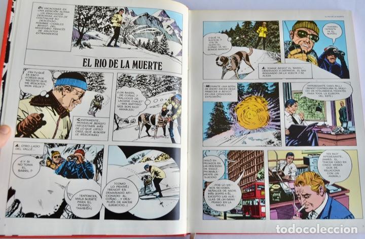 Cómics: James Bond. Tomo II. Ediciones Burulan. Ilustrador, Horak. Guión, Ian Fleming. San Sebastián, 1974 - Foto 6 - 201227563