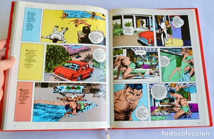 Cómics: James Bond. Tomo II. Ediciones Burulan. Ilustrador, Horak. Guión, Ian Fleming. San Sebastián, 1974 - Foto 9 - 201227563