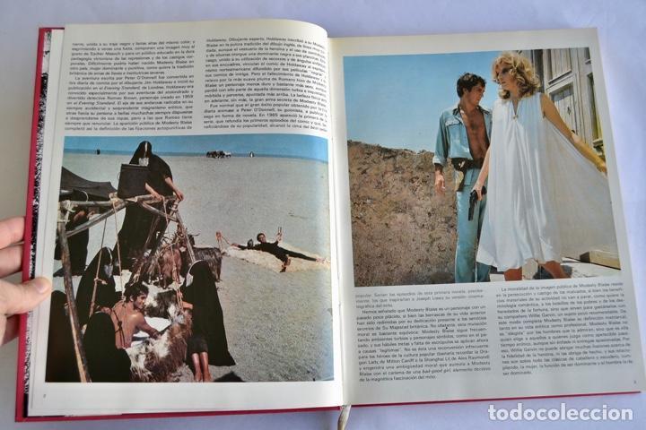 Cómics: Modesty Blaise. Tomo I. Ediciones Burulan. Ilustrador, Jim Holdaway. Guión, Peter O´ Donnell. 1974 - Foto 5 - 201229010