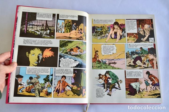Cómics: Modesty Blaise. Tomo I. Ediciones Burulan. Ilustrador, Jim Holdaway. Guión, Peter O´ Donnell. 1974 - Foto 6 - 201229010