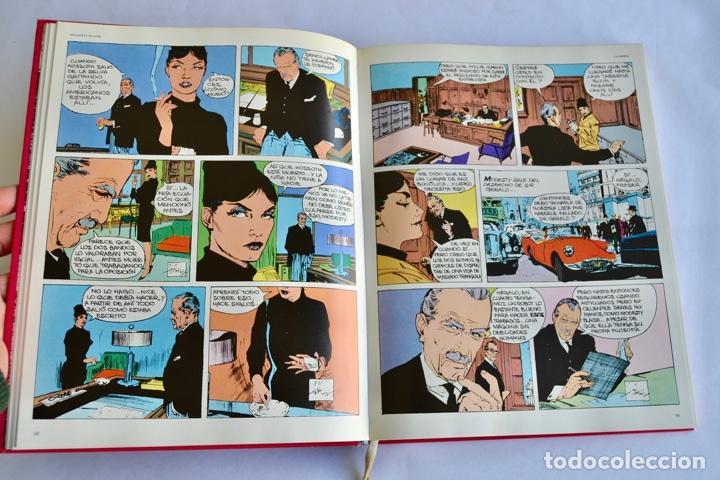 Cómics: Modesty Blaise. Tomo I. Ediciones Burulan. Ilustrador, Jim Holdaway. Guión, Peter O´ Donnell. 1974 - Foto 8 - 201229010