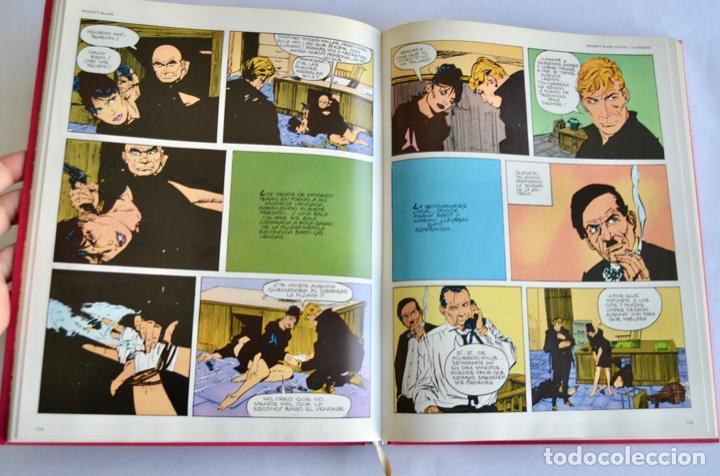 Cómics: Modesty Blaise. Tomo I. Ediciones Burulan. Ilustrador, Jim Holdaway. Guión, Peter O´ Donnell. 1974 - Foto 9 - 201229010