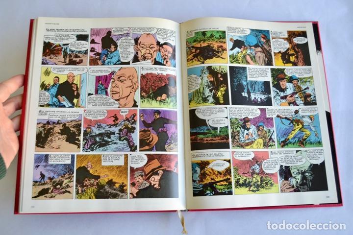 Cómics: Modesty Blaise. Tomo I. Ediciones Burulan. Ilustrador, Jim Holdaway. Guión, Peter O´ Donnell. 1974 - Foto 10 - 201229010
