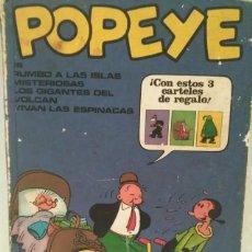 Cómics: POPEYE TOMO VI BURU LAN COMICS AÑO 1972. Lote 201839095
