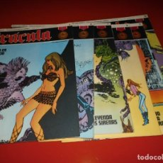 Cómics: DRACULA - Nº 5 AL 24- BURU LAN. Lote 202469452