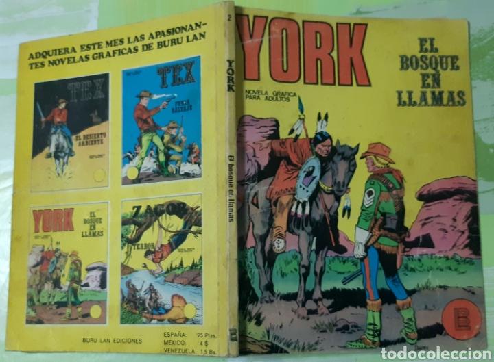 Cómics: TEBEOS COMICS CANDY - SARGENTO YORK 2 - BURULAN - MUY RARO- AA98 - Foto 3 - 203061897
