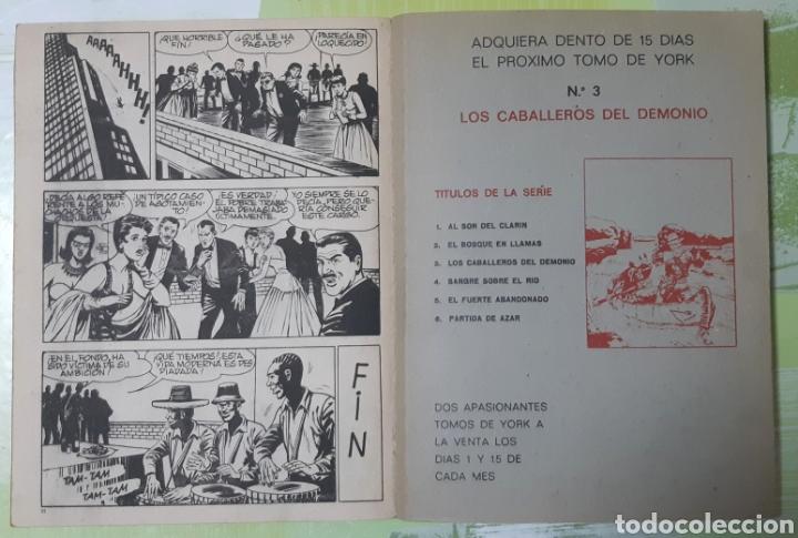 Cómics: TEBEOS COMICS CANDY - SARGENTO YORK 2 - BURULAN - MUY RARO- AA98 - Foto 4 - 203061897