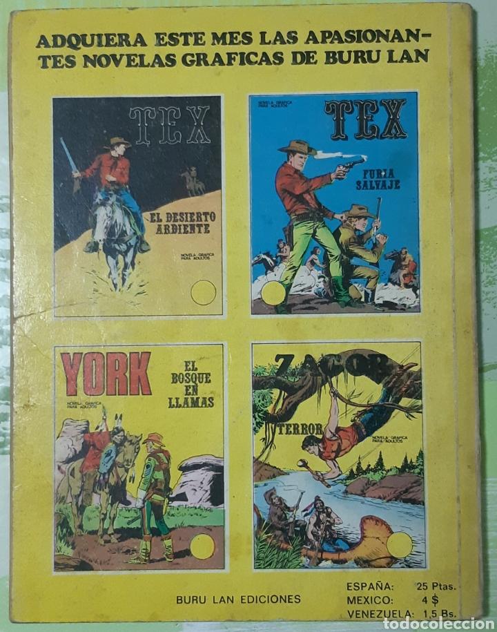 Cómics: TEBEOS COMICS CANDY - SARGENTO YORK 2 - BURULAN - MUY RARO- AA98 - Foto 5 - 203061897