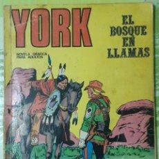 Cómics: TEBEOS COMICS CANDY - SARGENTO YORK 2 - BURULAN - MUY RARO- AA98. Lote 203061897